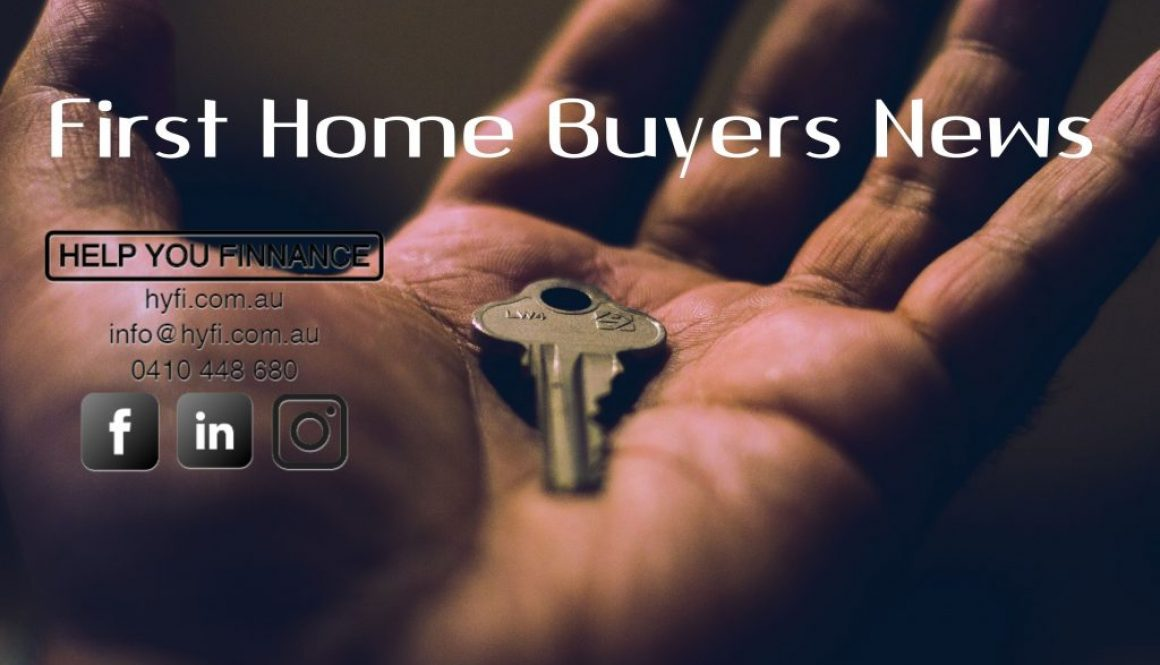 191024 First Home Buyers News
